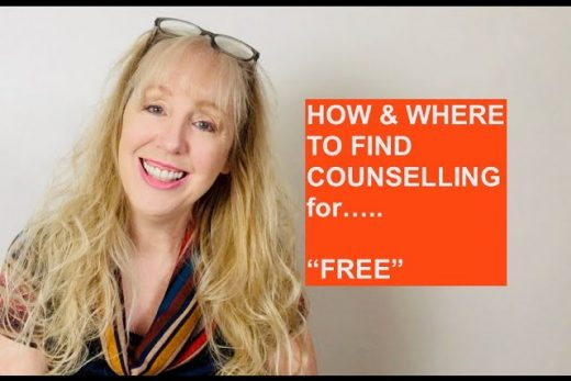 how to find free counselling